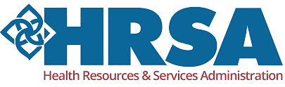 Health Resources & Services Administration logo