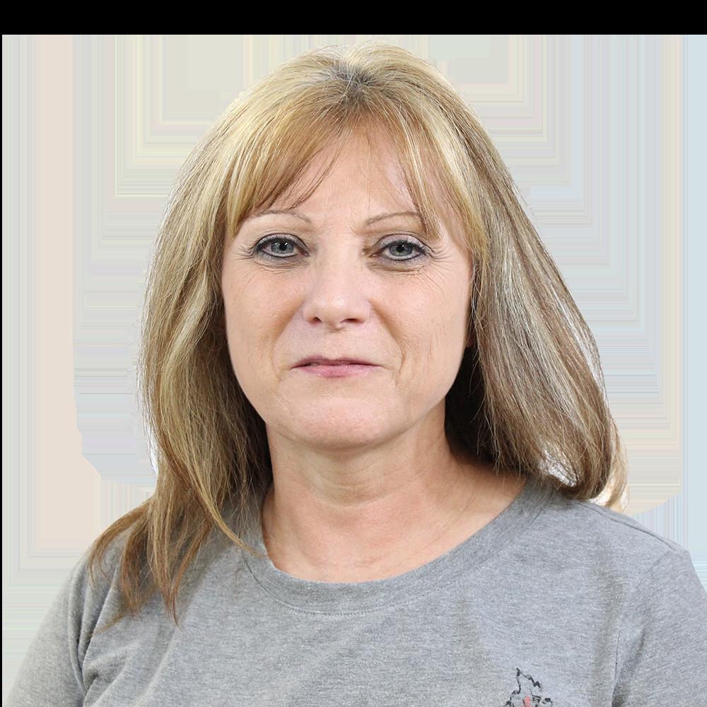 Headshot of Teresa Dailey