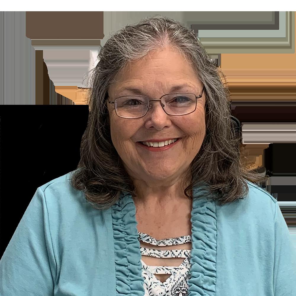 Headshot of Connie Stricklin